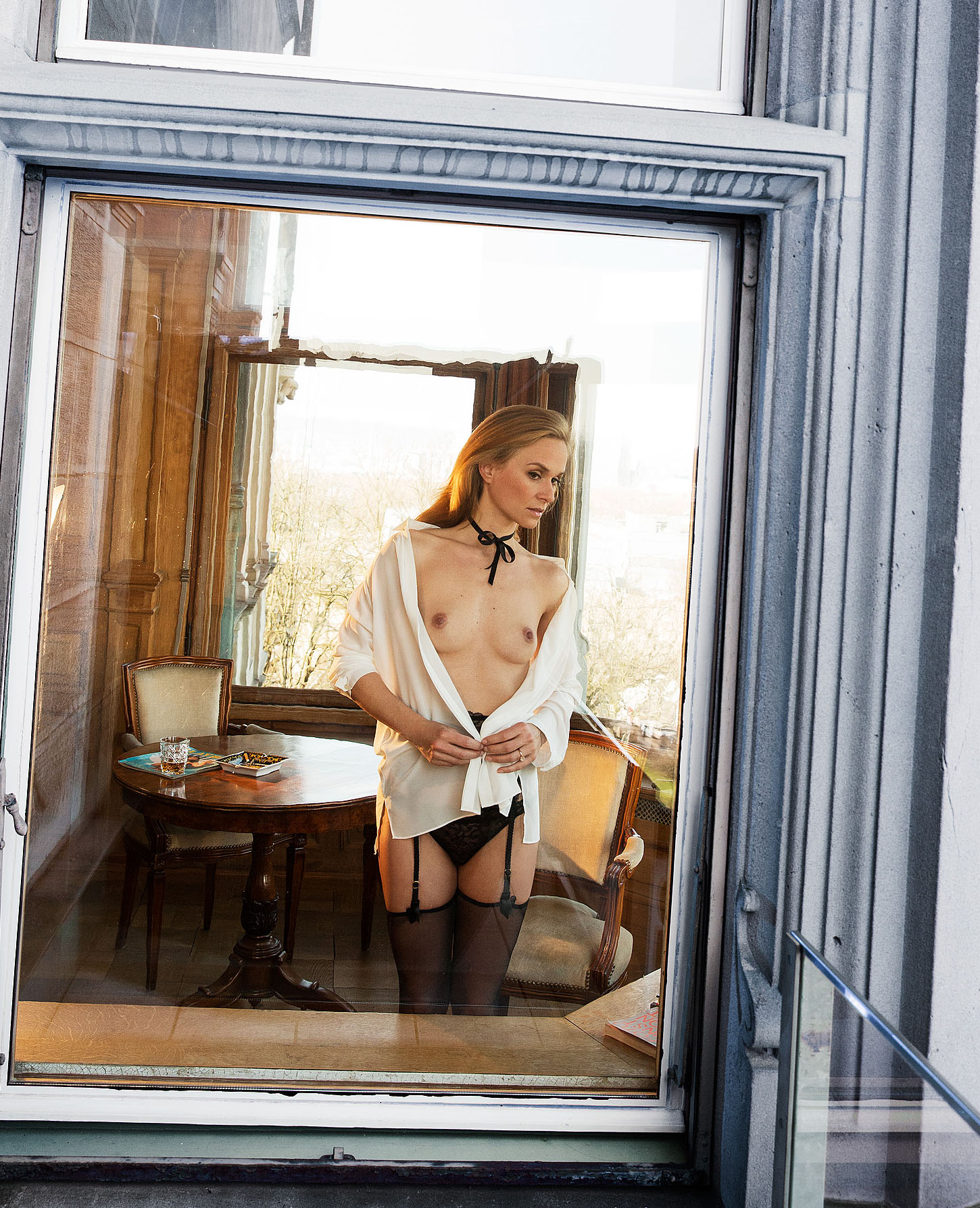 Аннет Фляйшер голая. Фото - 7