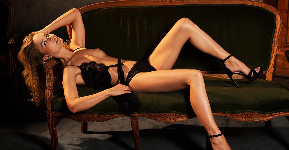 Аннет Фляйшер голая. Фото - 9