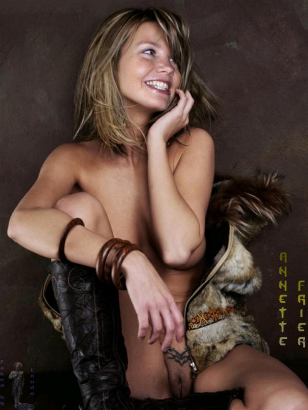 Annette Frier Nackt. Fotografie - 26
