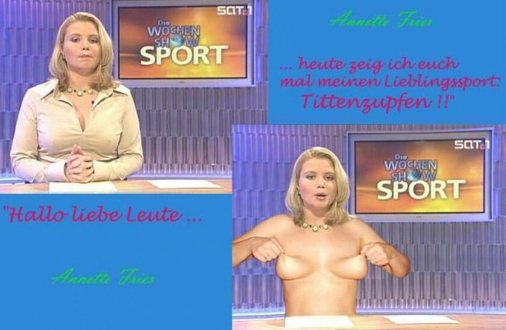 Annette Frier Nackt. Fotografie - 27