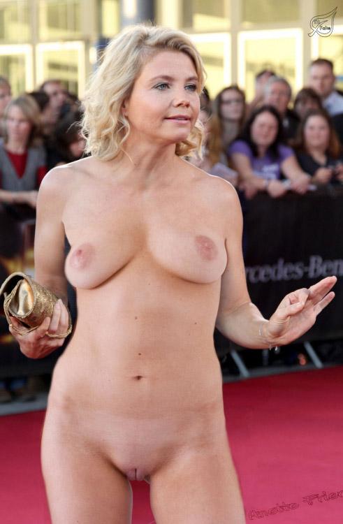 Anette Frier Nackt