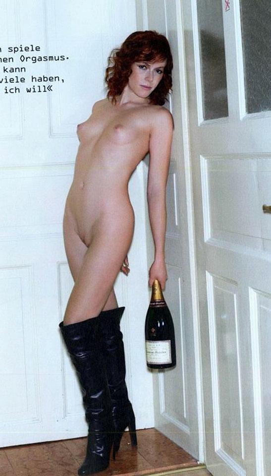 Антье Моннинг голая. Фото - 10