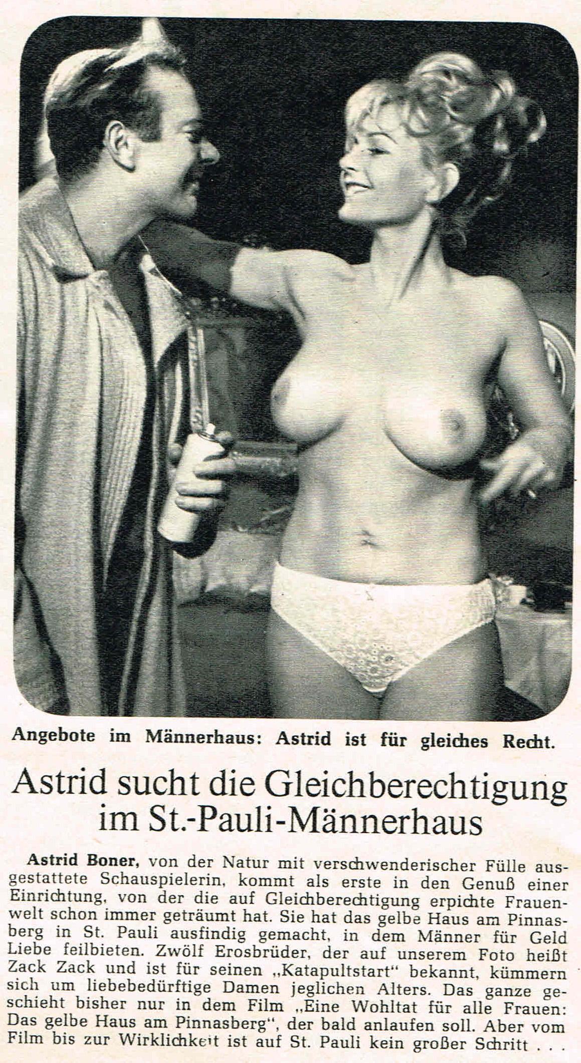 Астрид Бонер голая. Фото - 4