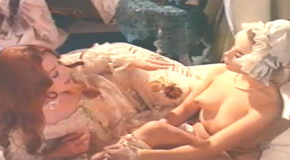 Барбара Кэпелл голая. Фото - 1