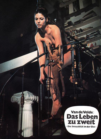 Барбара Кэпелл голая. Фото - 12