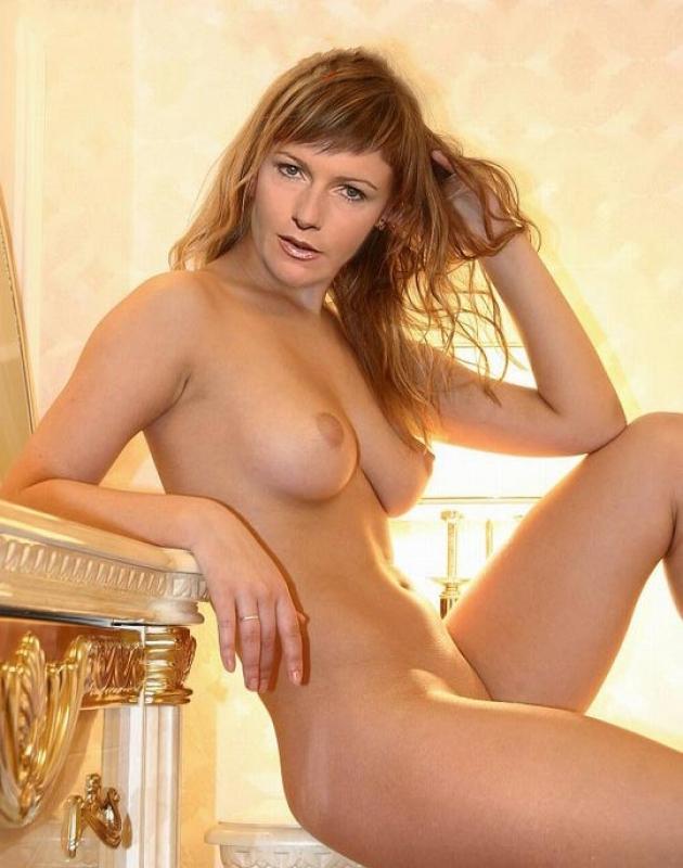 Барбара Элигманн голая. Фото - 4