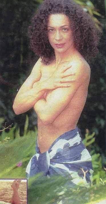 Барбара Вуссов голая. Фото - 1