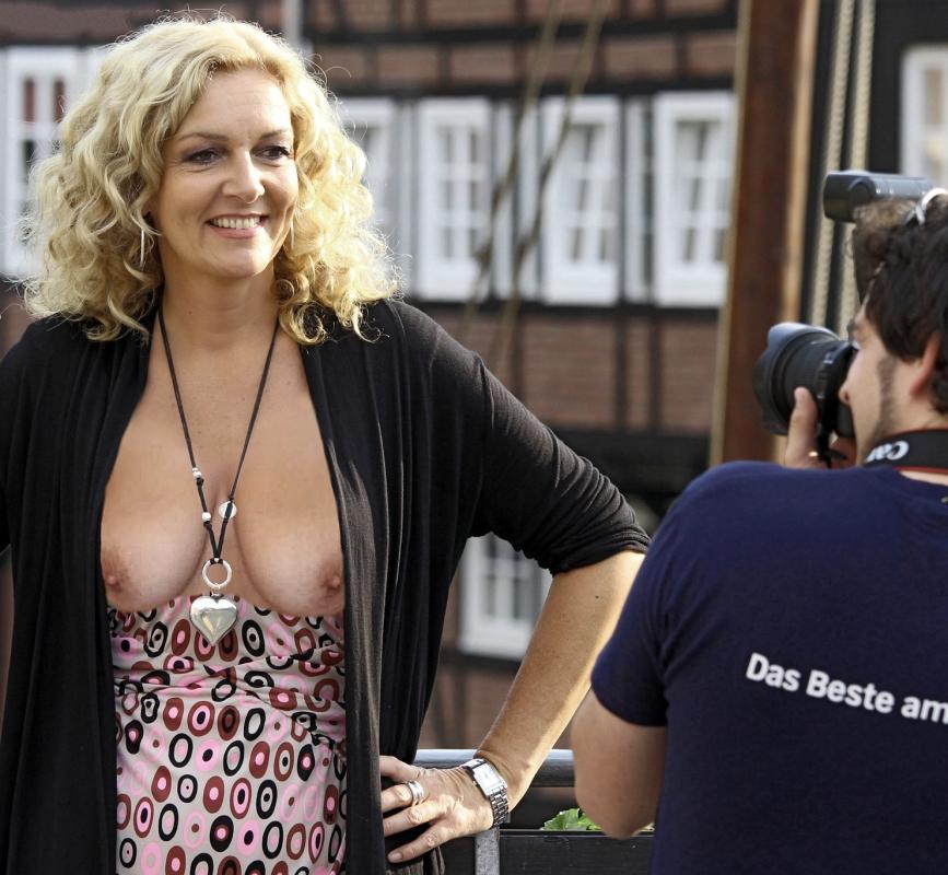 Bettina Tietjen Nackt. Fotografie - 20
