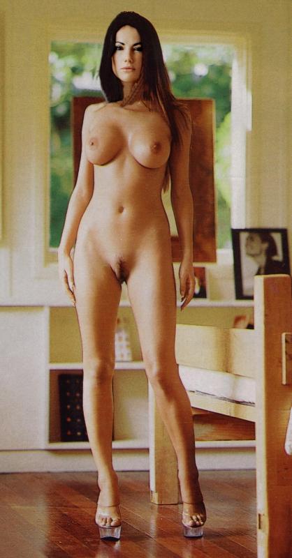 Беттина Циммерман голая. Фото - 2