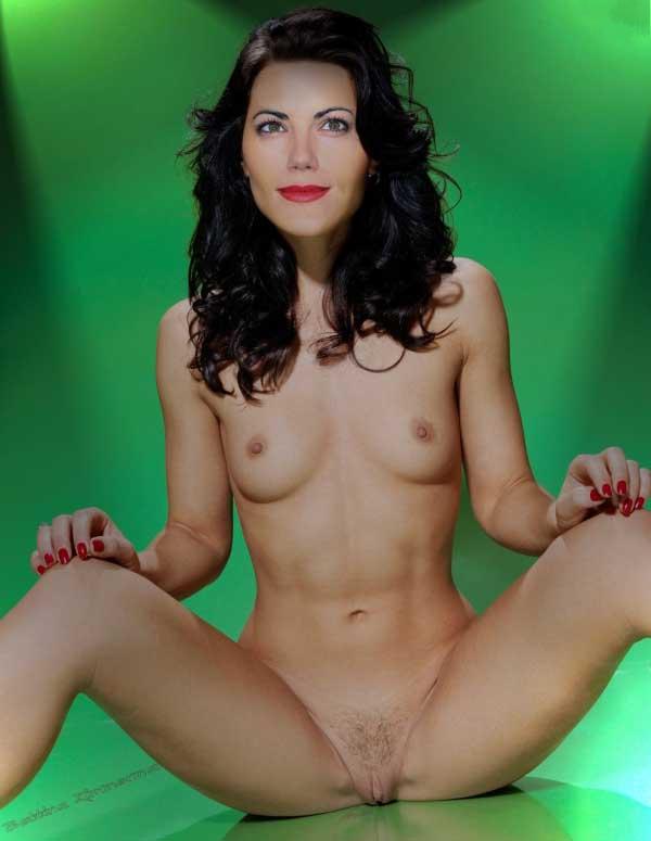 Беттина Циммерман голая. Фото - 35
