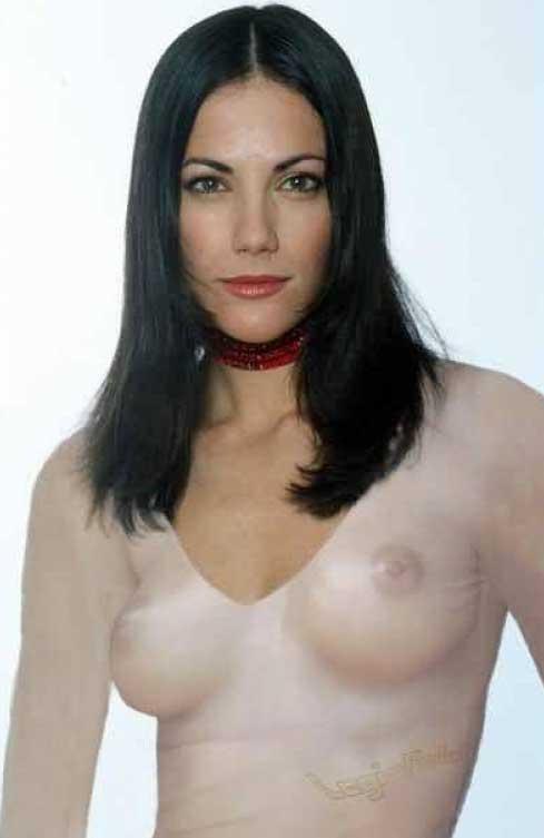 Беттина Циммерман голая. Фото - 4