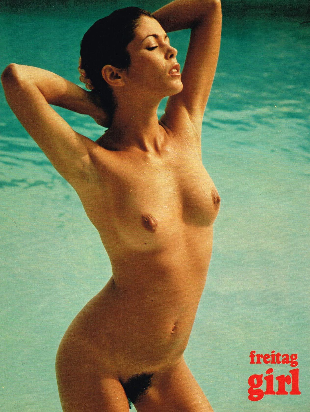 Бетти Верже голая. Фото - 11