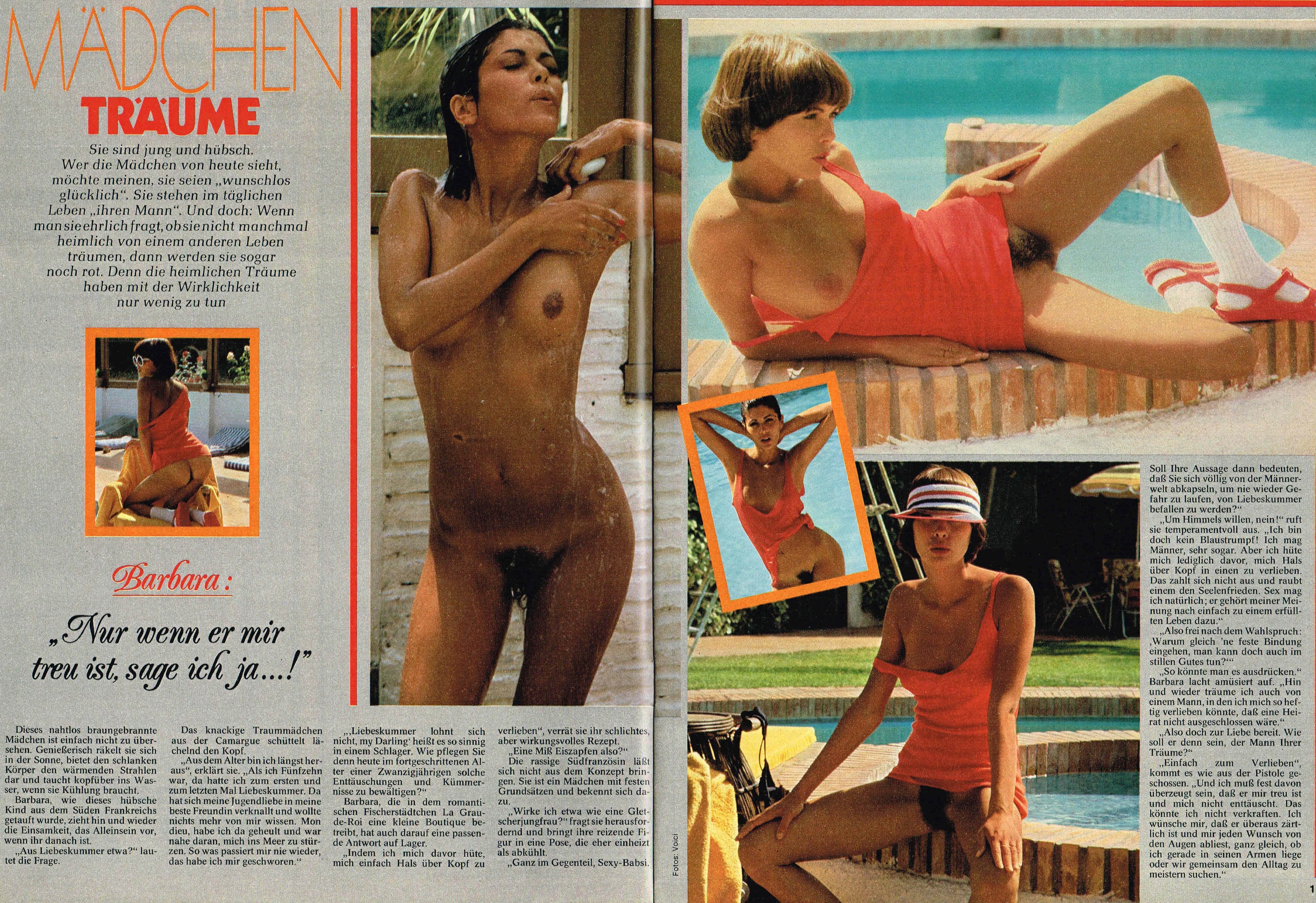 Бетти Верже голая. Фото - 33