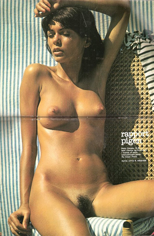 Бетти Верже голая. Фото - 34
