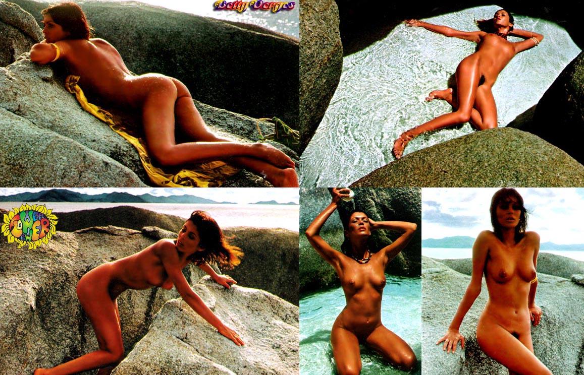 Бетти Верже голая. Фото - 9
