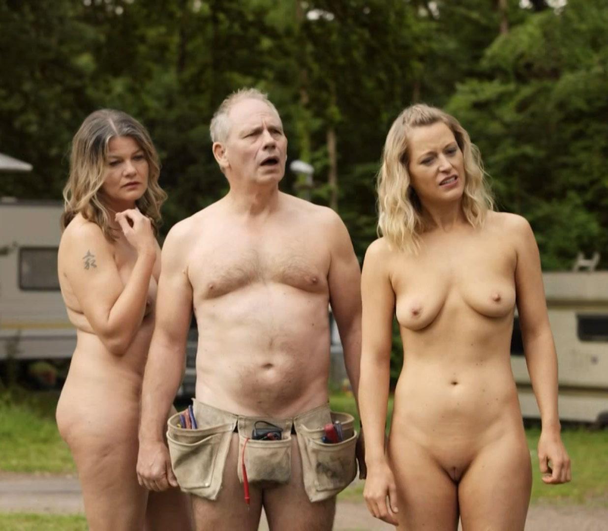 Бирге Шаде голая. Фото - 4