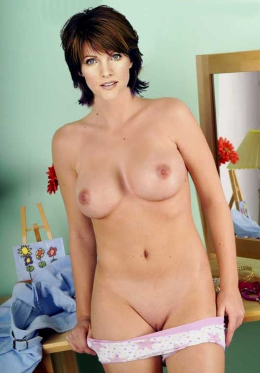 Birgit Schrowange nude. Photo - 12
