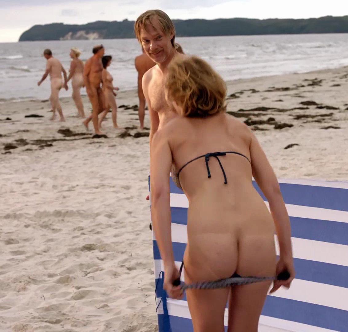 Карина Визе голая. Фото - 4