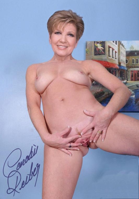 Carolin Reiber Nackt. Fotografie - 39
