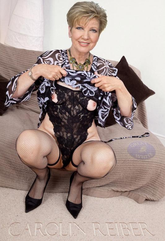 Carolin Reiber Nackt. Fotografie - 55
