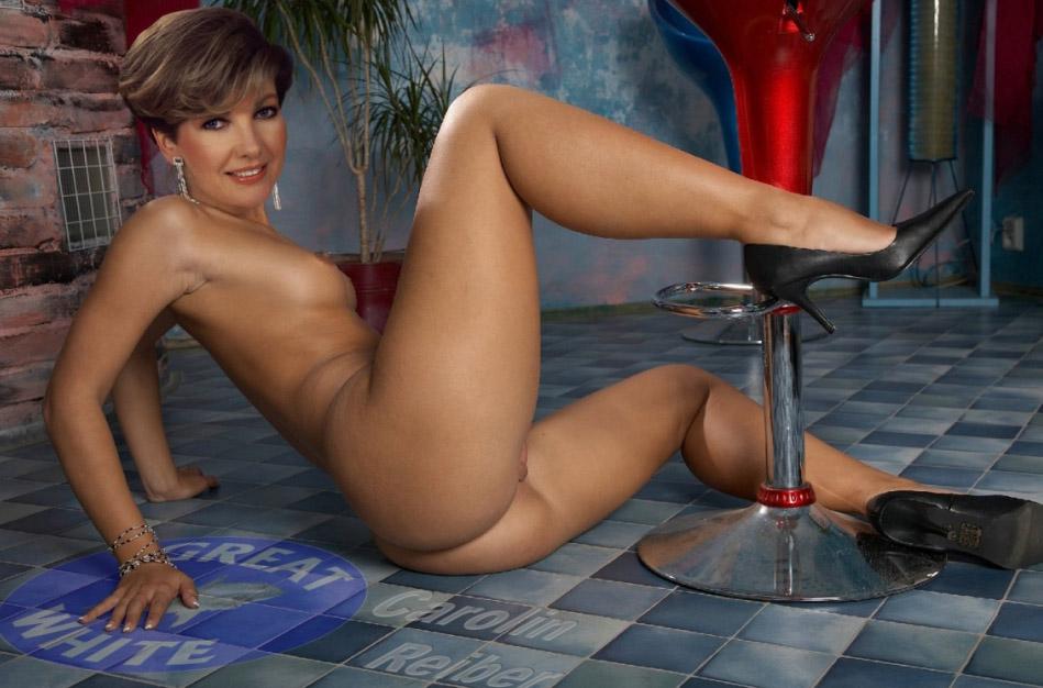 Carolin Reiber Nackt. Fotografie - 66
