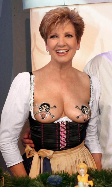 Carolin Reiber Nackt. Fotografie - 75