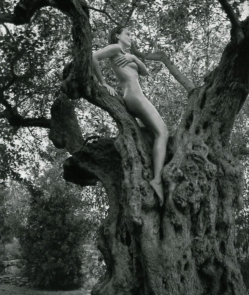 Каролина Байль голая. Фото - 1