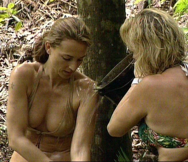 Каролина Байль голая. Фото - 12