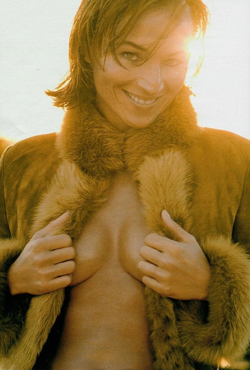 Каролина Байль голая. Фото - 15