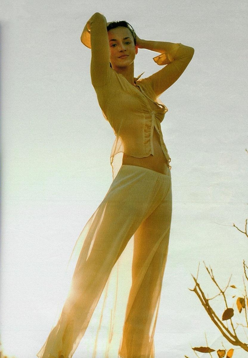 Каролина Байль голая. Фото - 4