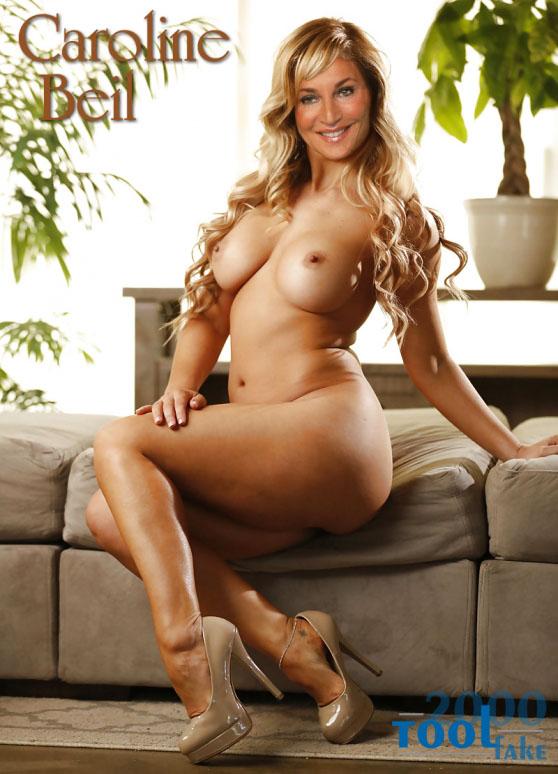 Каролина Байль голая. Фото - 9