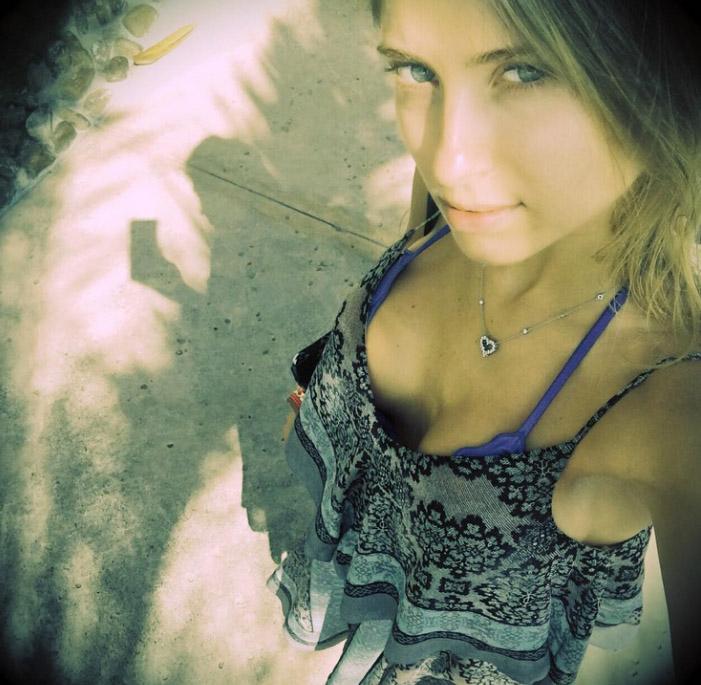 Кэти Хаммелс голая. Фото - 5