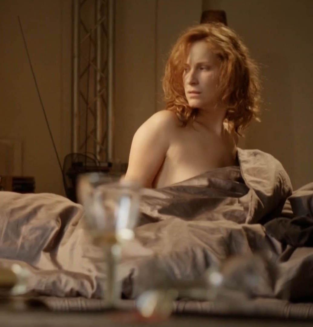 Кьяра Шорас голая. Фото - 3