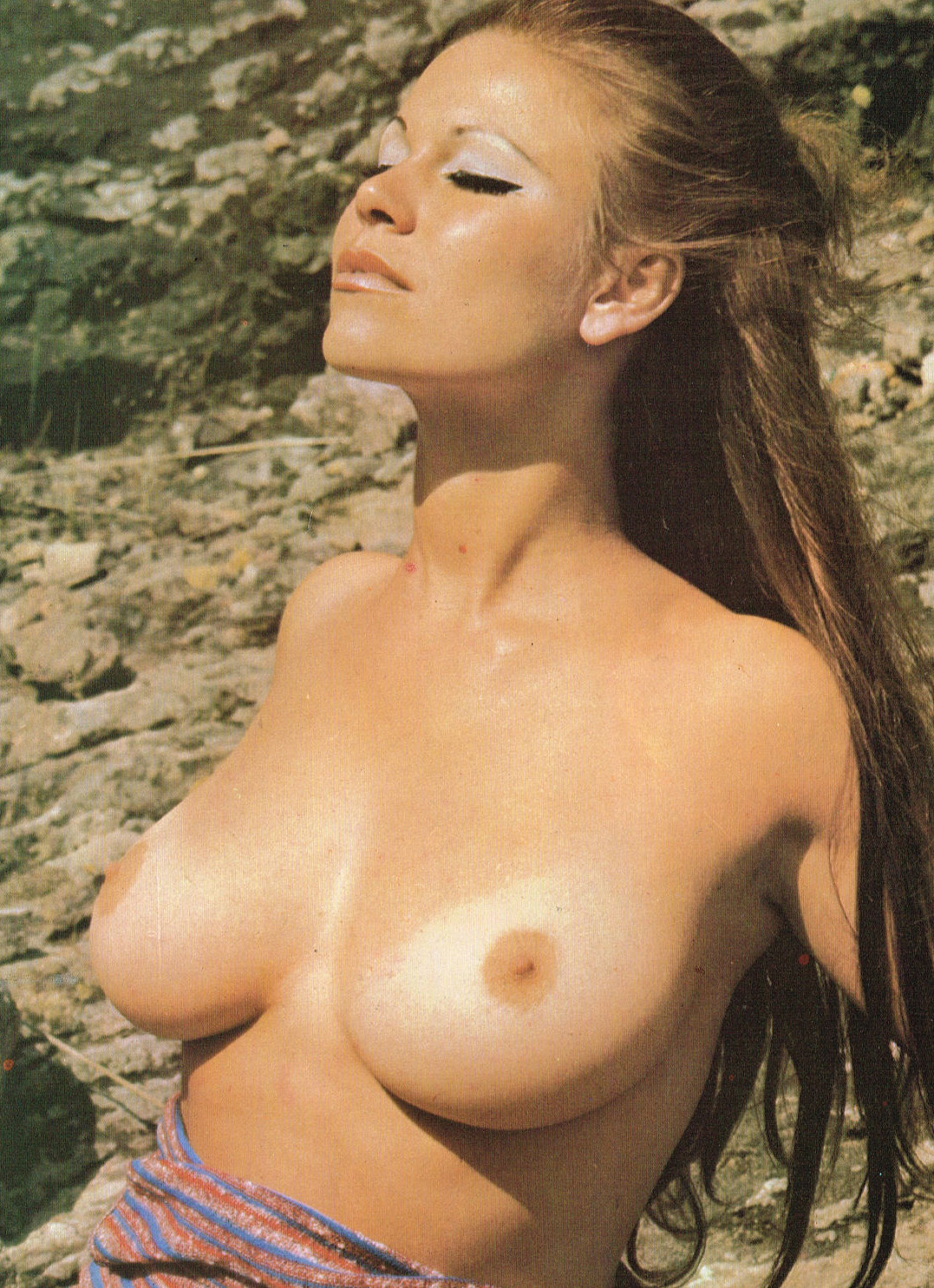 Christa Free nude. Photo - 110