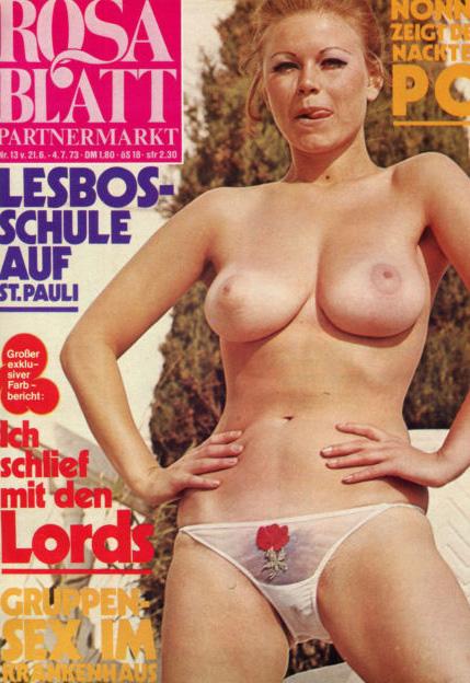 Криста Фри голая. Фото - 15