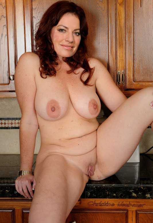 Christine Neubauer nude. Photo - 21