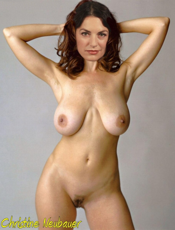Christine Neubauer nude. Photo - 38