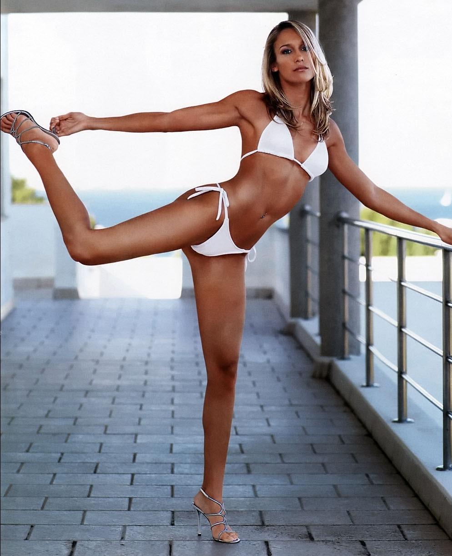 Кристин Тэйсс голая. Фото - 13