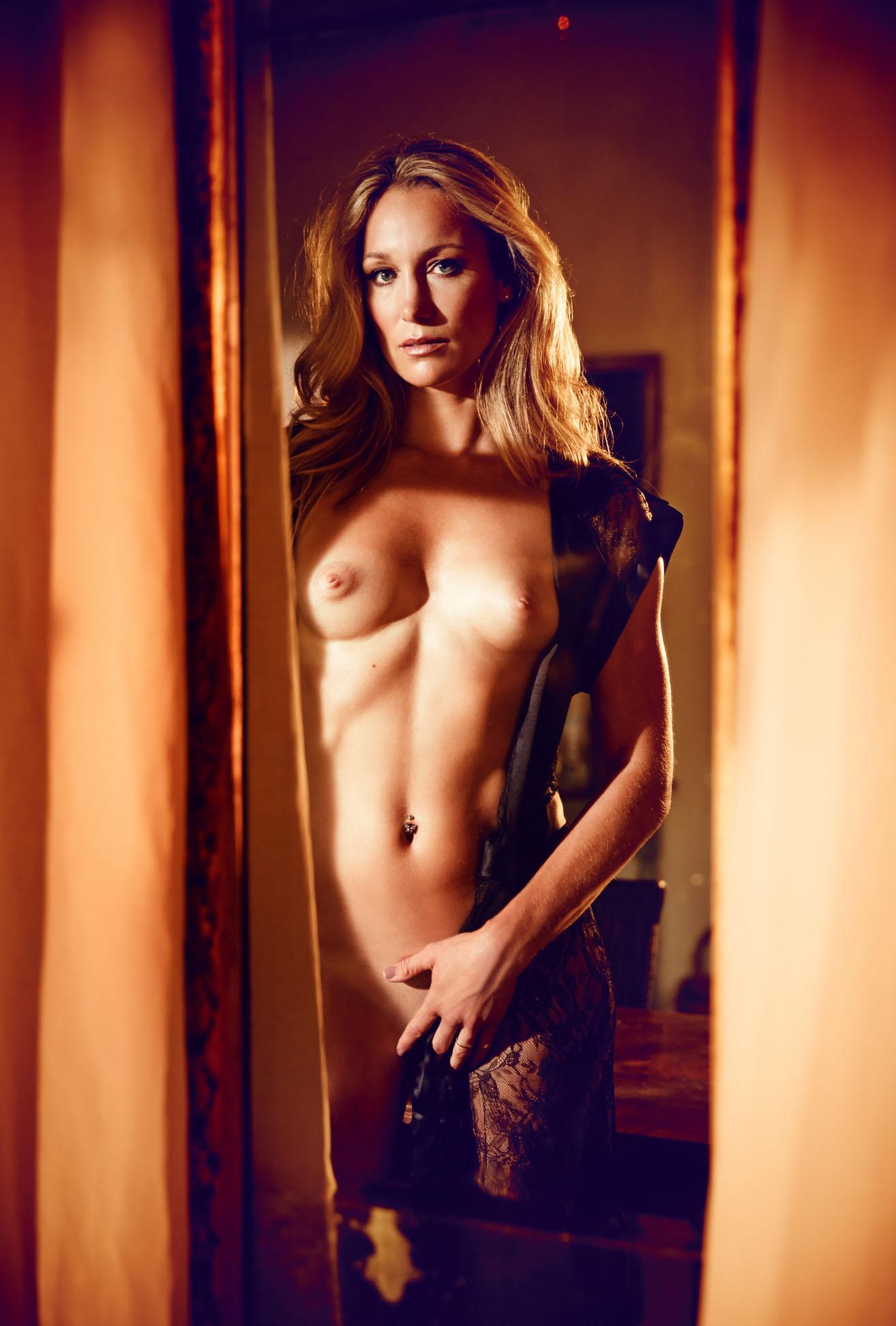 Кристин Тэйсс голая. Фото - 23