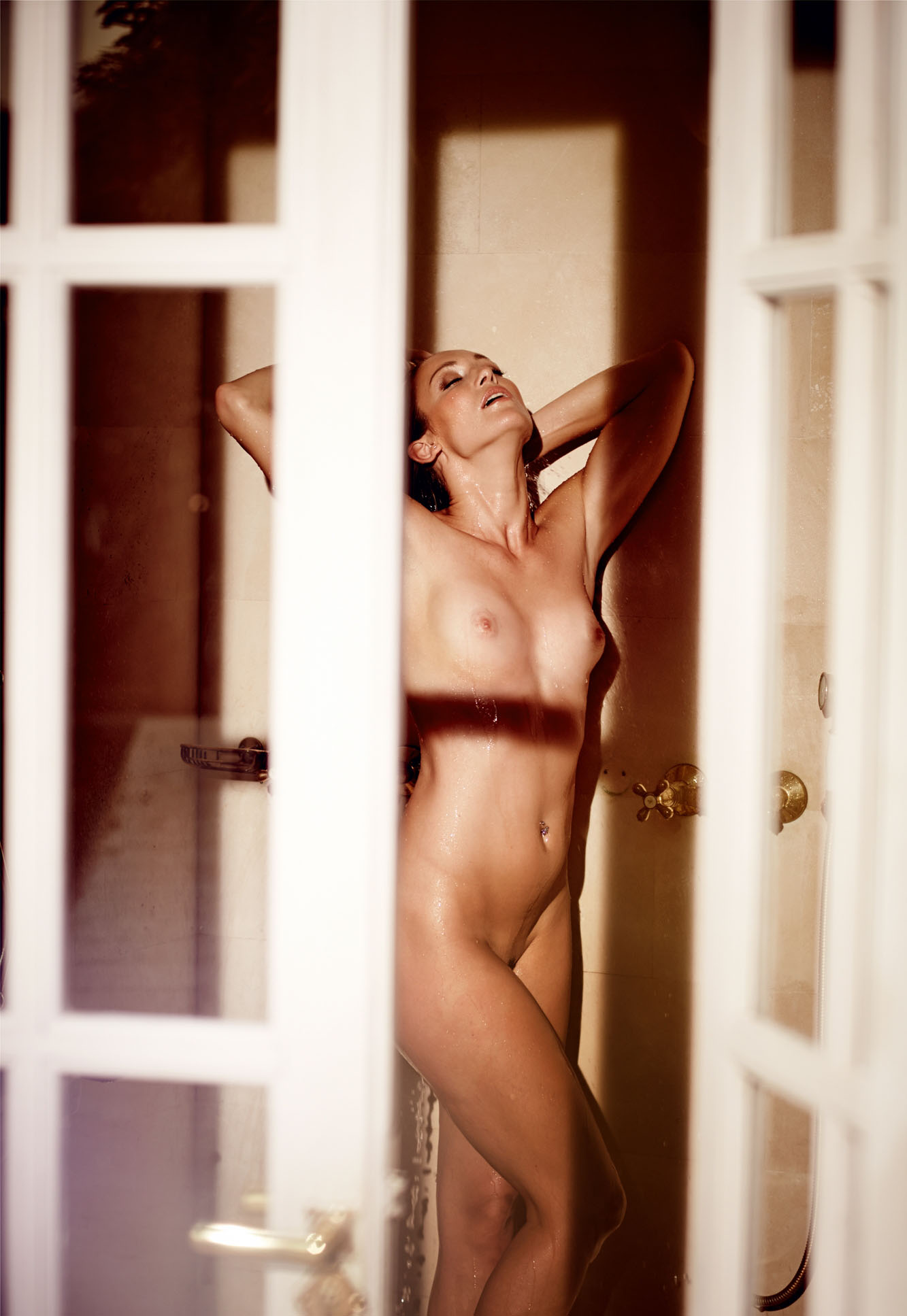 Кристин Тэйсс голая. Фото - 24