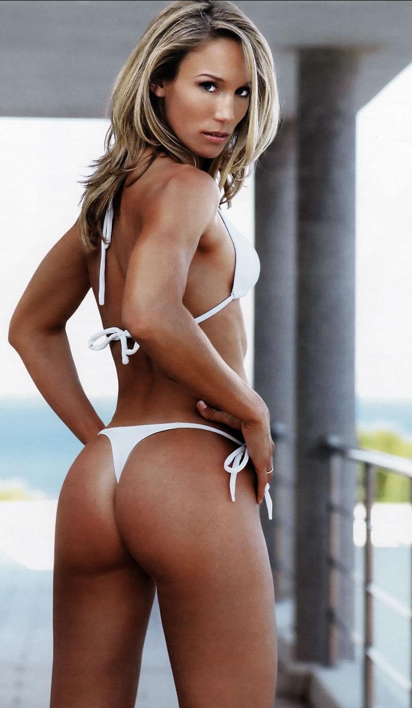 Кристин Тэйсс голая. Фото - 3