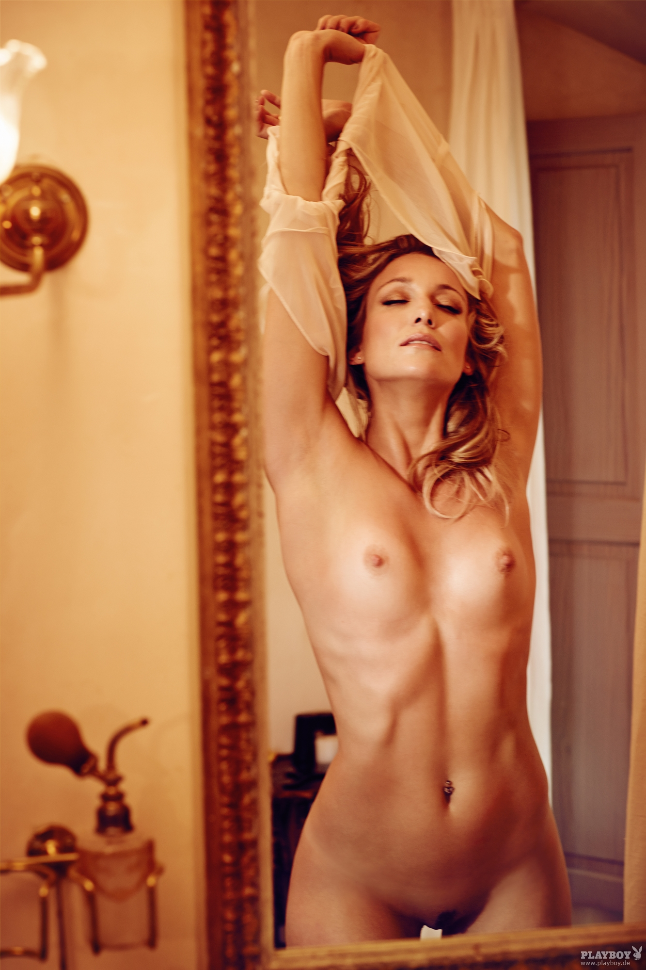Kristine hermosa naked thumb