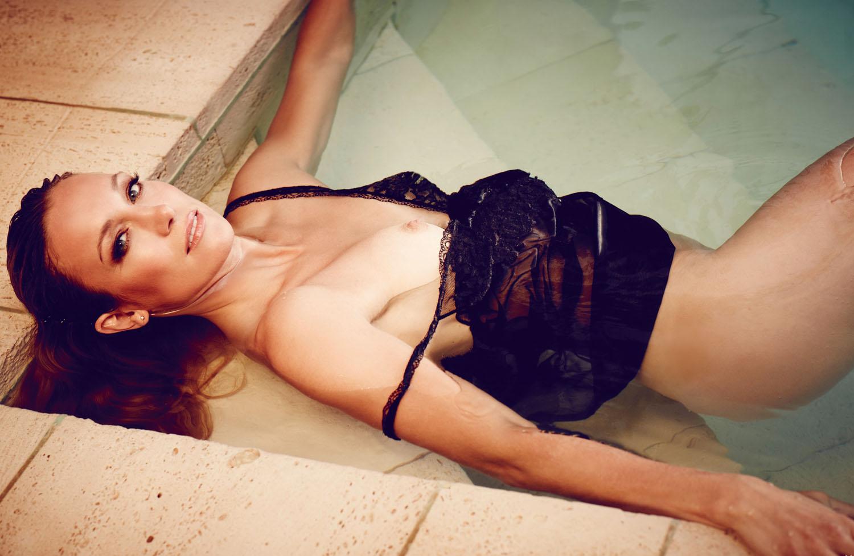 Кристин Тэйсс голая. Фото - 36