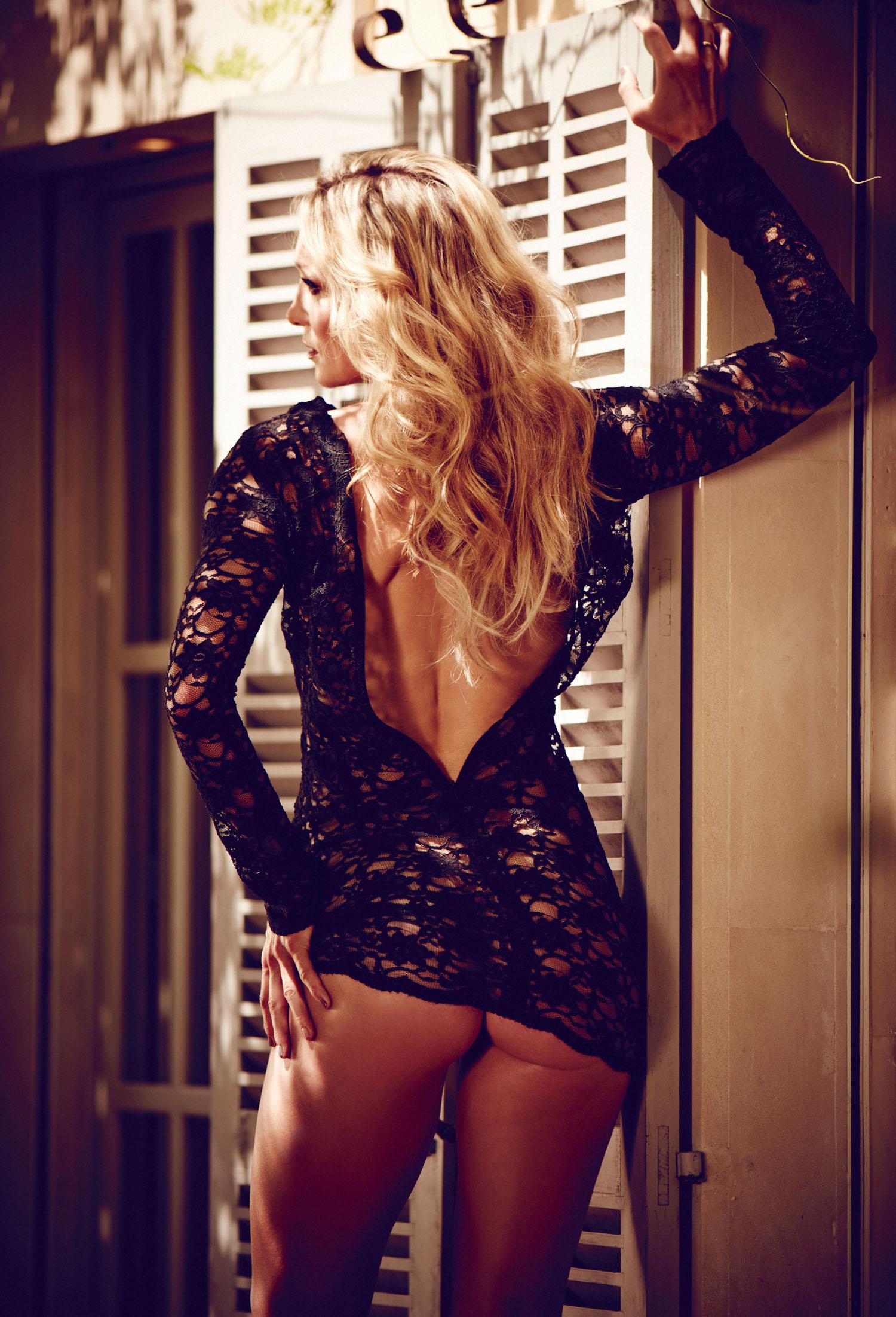 Кристин Тэйсс голая. Фото - 55