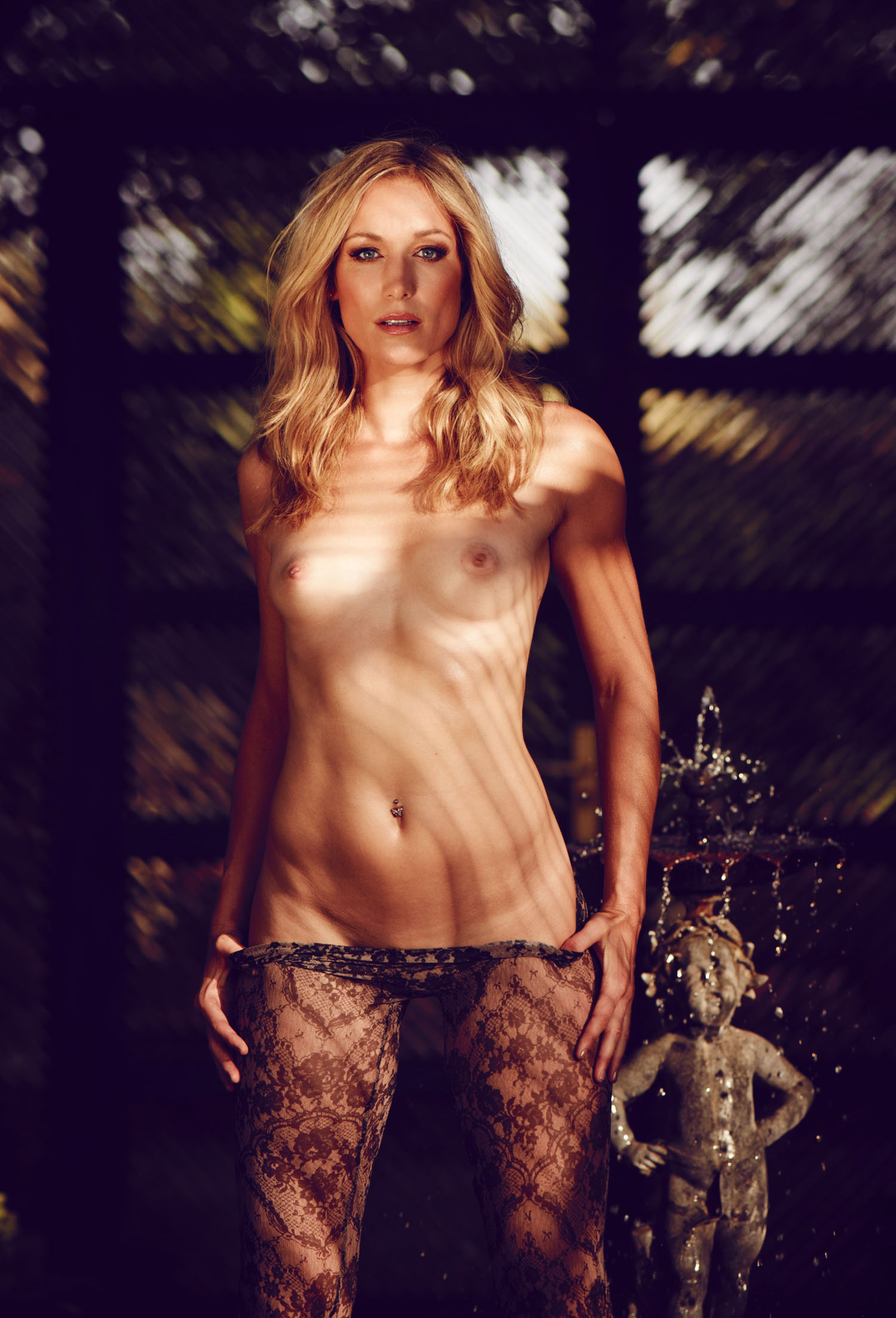 Кристин Тэйсс голая. Фото - 58