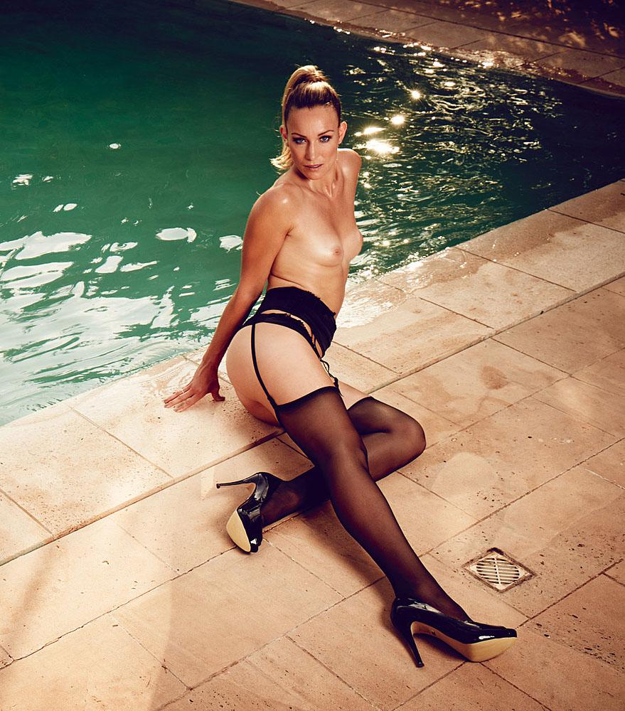 Кристин Тэйсс голая. Фото - 7