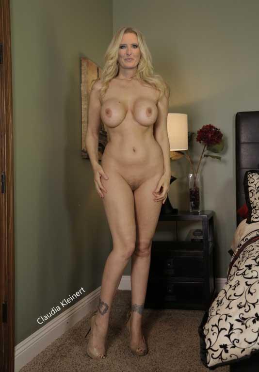 Claudia Kleinert Nackt. Fotografie - 11