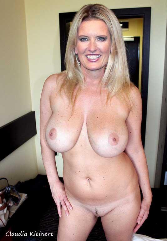 Claudia Kleinert Nackt. Fotografie - 12