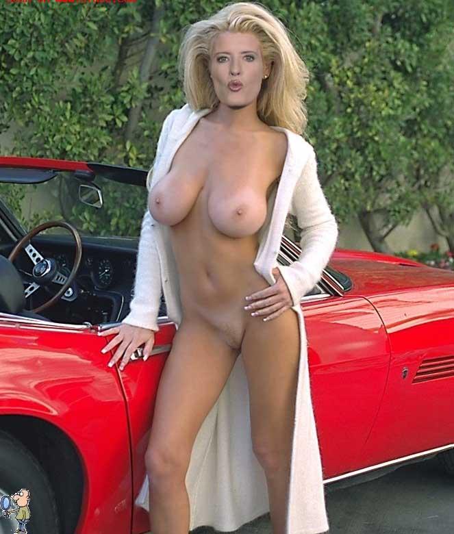 Claudia Kleinert Nackt. Fotografie - 28