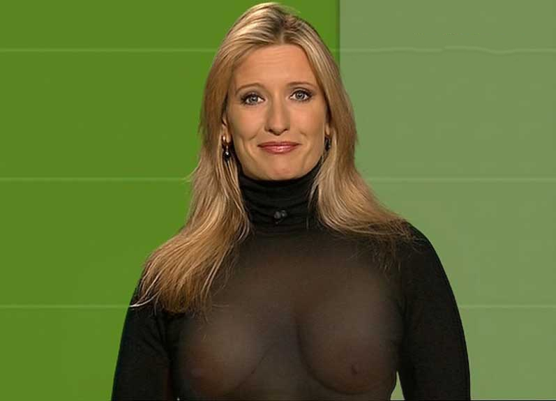 Claudia Kleinert Nackt. Fotografie - 29